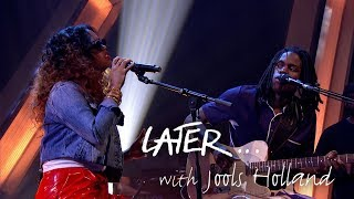 Download (UK TV debut) Daniel Caesar (feat. H.E.R.) perform Best Part on Later... with Jools