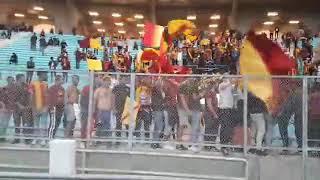 esperance sportive de tunis vs al ahly avant match أجواء قبل المباراة