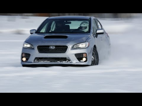 2015 Subaru WRX | AROUND THE BLOCK