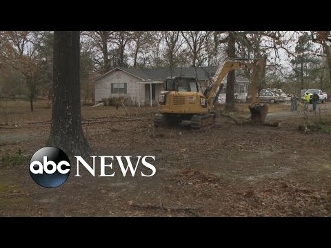 Tornado Skips Over Family's Home in Mississippi