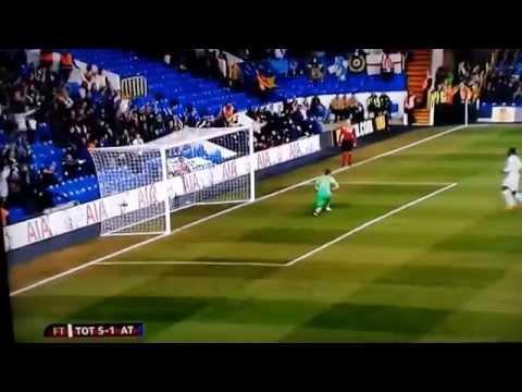 Better version Lamela rabona goal (not HD)