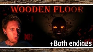 Wooden Floor | THE MOST EPIC HORROR GAME EVER?! | Gameplay Playthrough, Indie Horror Game