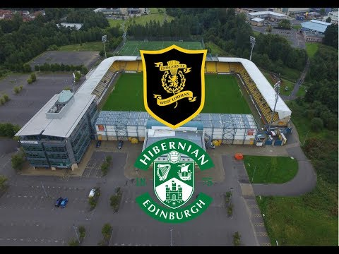Livingston Vs Hibernian Vlog Football Is A Pitch #60