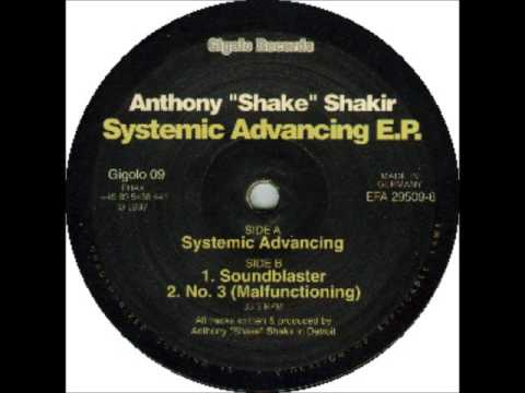 "Anthony ""Shake"" Shakir - Soundblaster"
