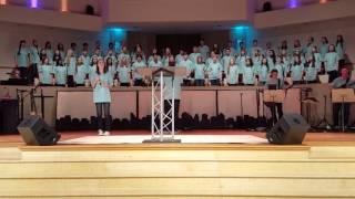 God's On Your Side- Mississippi Mass Choir, Aloma Church, 3/20/16
