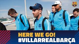 Trip to Villarreal ahead of LaLiga match