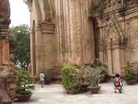 Old Temple Thanh Pho Nha Trang