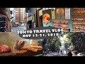 JAPAN TRAVEL VLOG   Tokyo   Nov 15-21, 2018