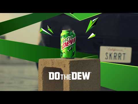 MTN Dew x 'Skrrt with Offset' | Quibi @ CES