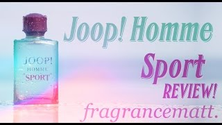 "MFO: Episode 115: Joop Homme Sport by Joop (2016) ""My Durham Purchase"""