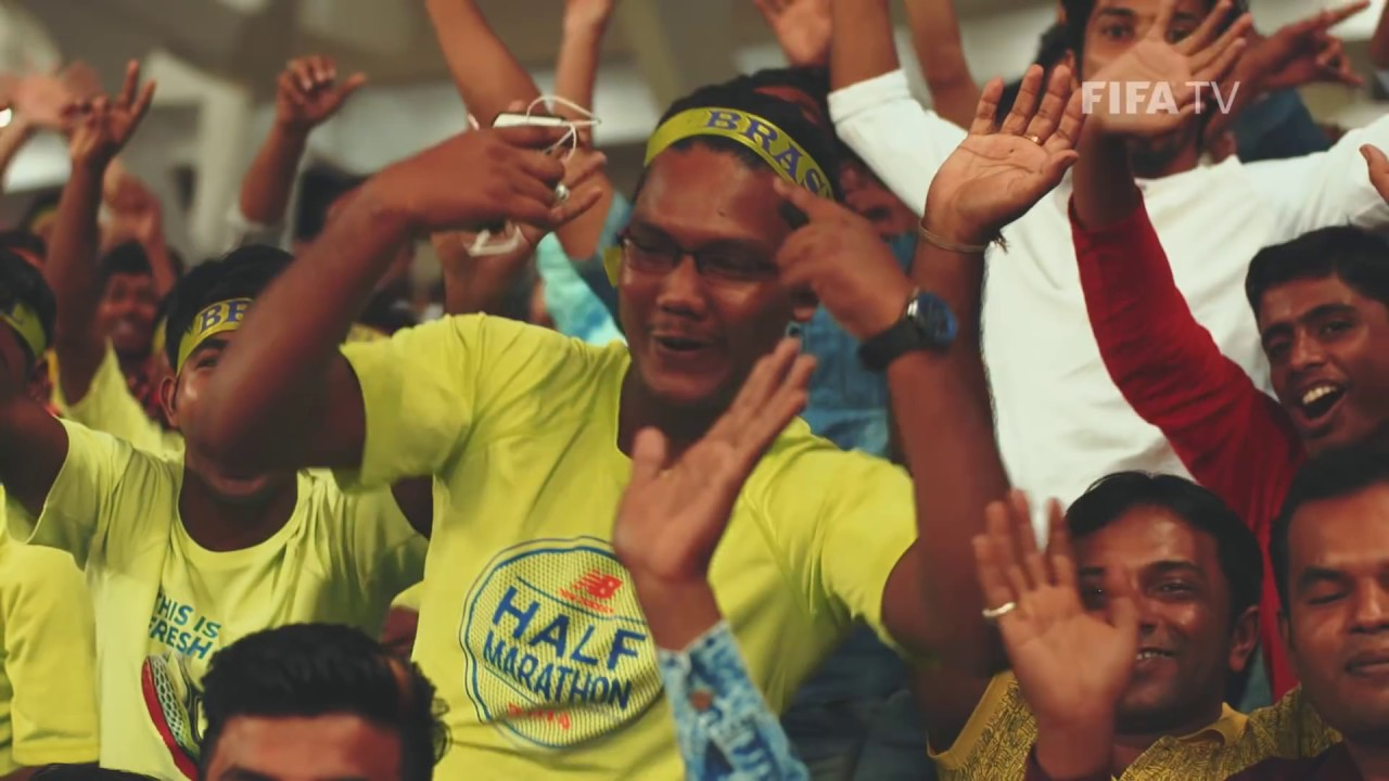 Kolkata: A home away from home for Samba Boys - YouTube