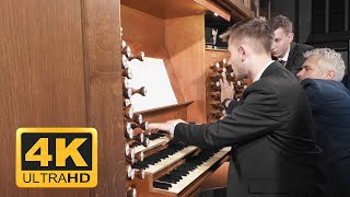 Alexandre Guilmant - Organ Sonata No. 1 Op. 42