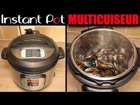 Instant Pot IP-DUO60 multicuiseur électrique Type COOKEO  ou LIDL SILVERCREST autocuiseur pression