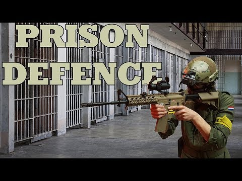 Airsoft; Prison Defence