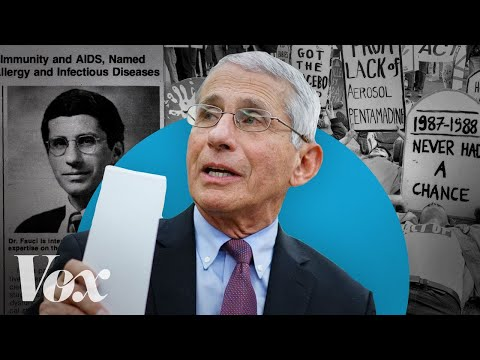 Dr. Anthony Fauci,