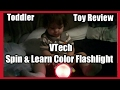 default - VTech Spin and Learn Color Flashlight - Lime Green - Online Exclusive