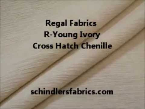 Regal Fabrics R Young Ivory home Decor Fabric