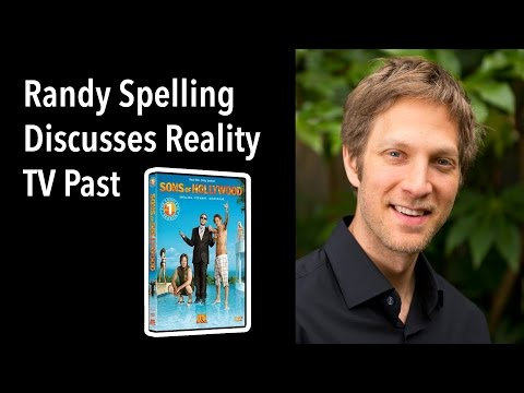 Now Life Coach, Randy Spelling Talks his Reality TV Past