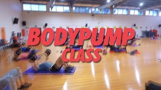 Body Pump Fitness Promotion