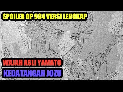 Update Spoiler One Piece 984 Versi Lengkap Onepiece Youtube