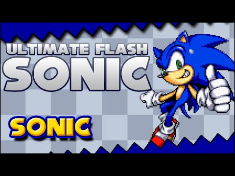 Sonic Playthrough Ultimate Flash Sonic Youtube