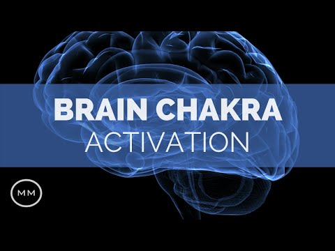 Brain Chakras - Crown + Third Eye + Pituitary Gland Activation