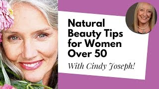 Makeup for Older Women - Natural Beauty Tips for Women Over 50