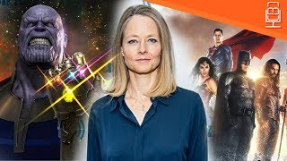 Jodie Foster Slams Superhero Films & Says They are killing Earth