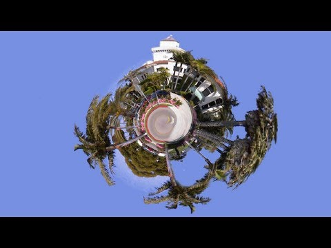 GIMP tutorial for beginners - Little Planet