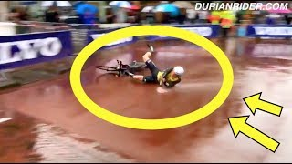 Is This The Worst Or Funniest Bike Change In The History Of Pro Cycling?