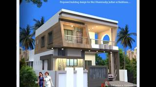 33x60 ft BEST HOUSE PLAN WITH 3D FRONT ELEVATIONS
