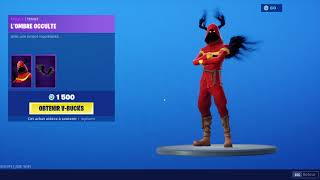 NEW SKIN CHASTASTROPHE BOUTIQUE 30 AUGUST 2019 FORTNITE BATTLE ROYAL / ITEM SHOP 30/08/19 FORTNITE
