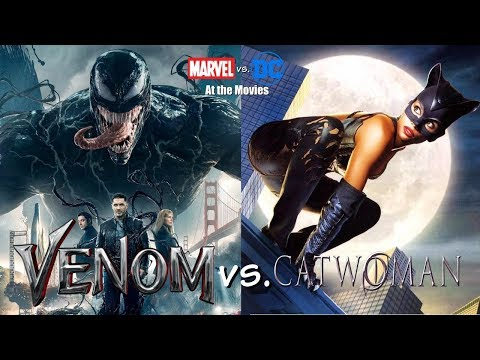 Venom vs. Catwoman - Marvel vs. DC At the Movies