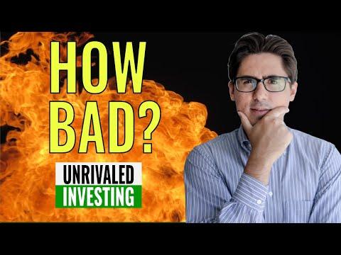Evergrande Default - Crypto Blow Up? - Debt Ceiling Crisis - Taper Tantrum - How BAD can it GET?