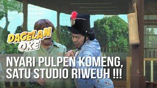 DAGELAN OK Gak Ada Abisnya Kalau Sama Komeng 5 Oktober 2019