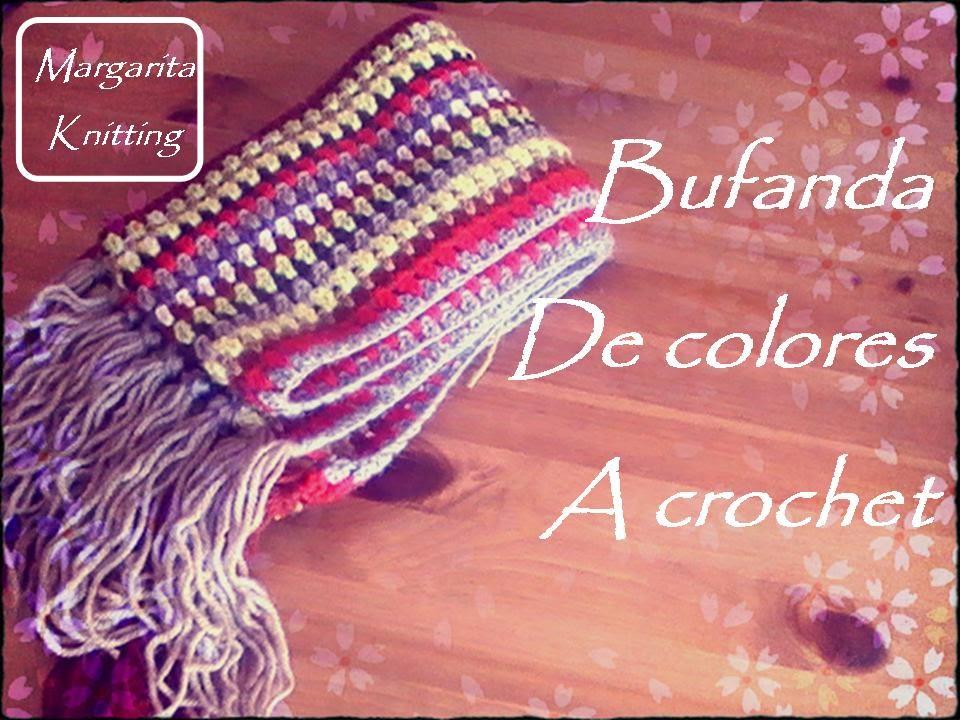 bufanda colores