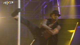 Finale act - Vincent - CELEBRITY POLE DANCING