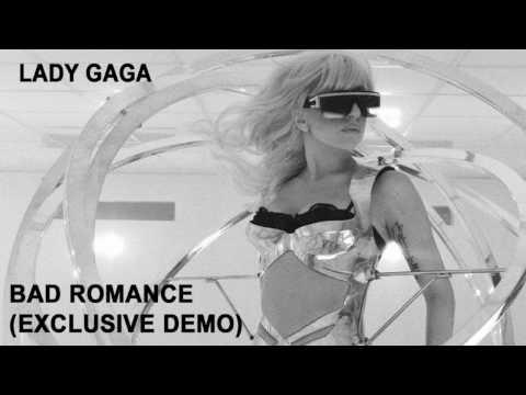 Lady Gaga - Bad Romance (Exclusive Demo Untagged Full) HD 2010