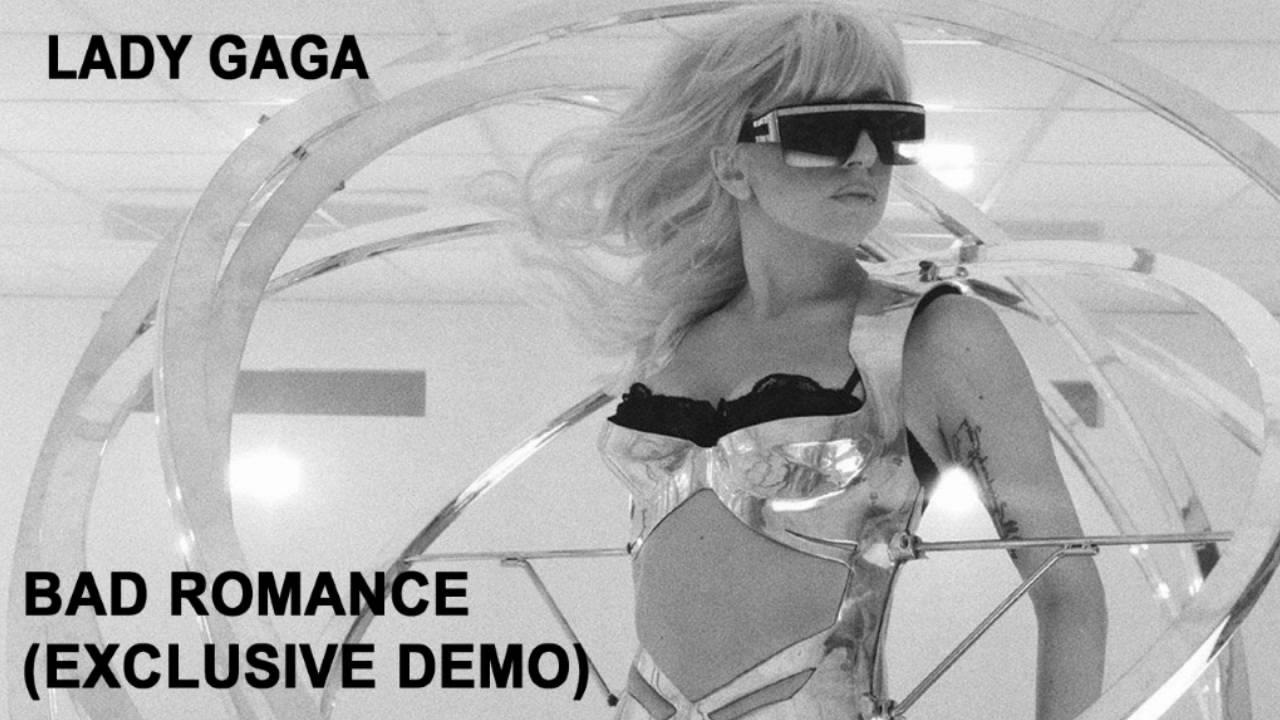 Lady Gaga - Bad Romance (Exclusive Demo Untagged Full) HD ...