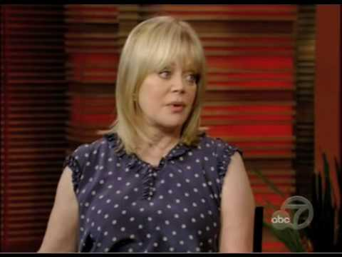 Candy Spelling on Live with Regis and Kelly