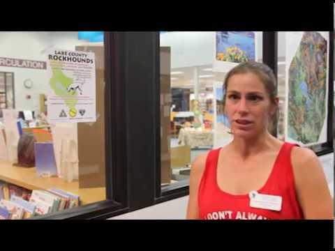 Amazing Amy Shares the Joy of Lake County Rockhounds!