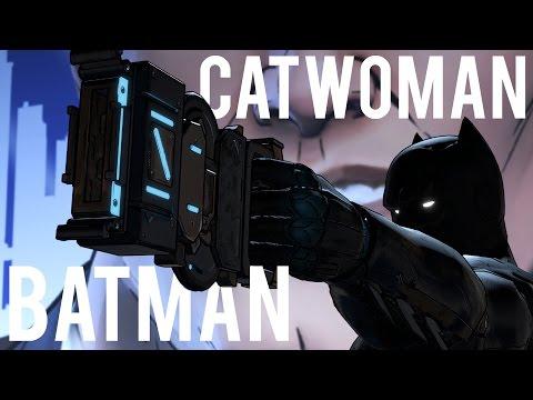 Batman The Telltale Series Episode 3 Part 1 - Catwoman (Episode 1)