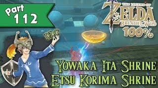 Legend of Zelda: Breath of the Wild 100% walkthrough Part 112 - Back to the Beginning!