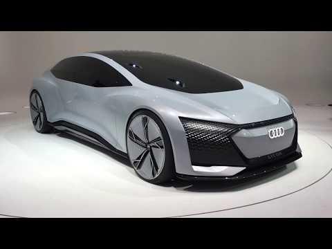 Audi Aicon concept walkaround at Frankfurt Motor Show 2017