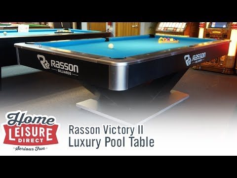 Rasson Victory II American Pool Table