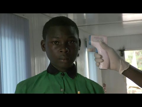 Children on frontline of fight to stop spread of Ebola | AFP
