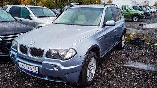 Готовы дать вторую жизнь этому BMW X3?!