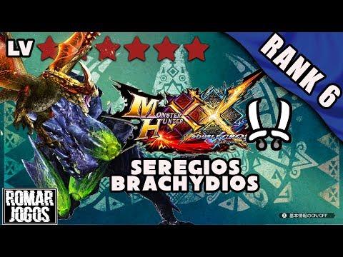 Rank 6: Seregios e Brachydios - Monster Hunter XX/Generations Ultimate 3DS thumbnail