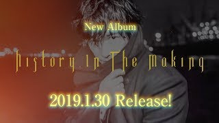 "DEAN FUJIOKA - New Album ""History In The Making"" Trailer"