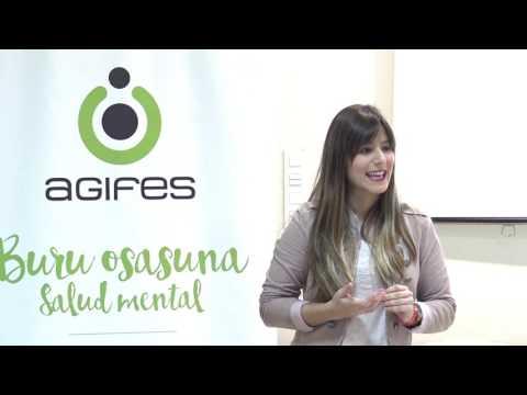 Salud Mental y calidad de vida - Charla en Irun